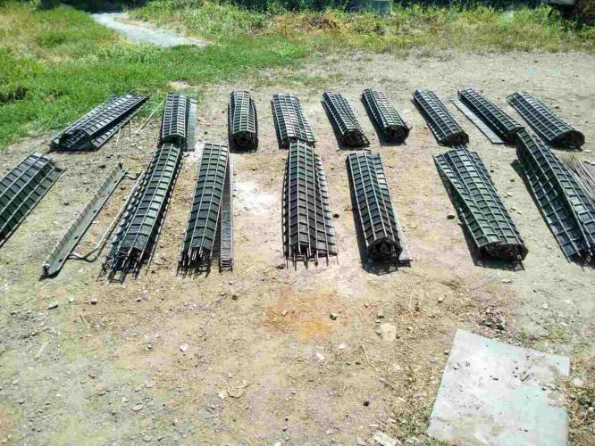 В Константиновке 19-летний охранник предприятия украл 16 рулонов транспортной сетки