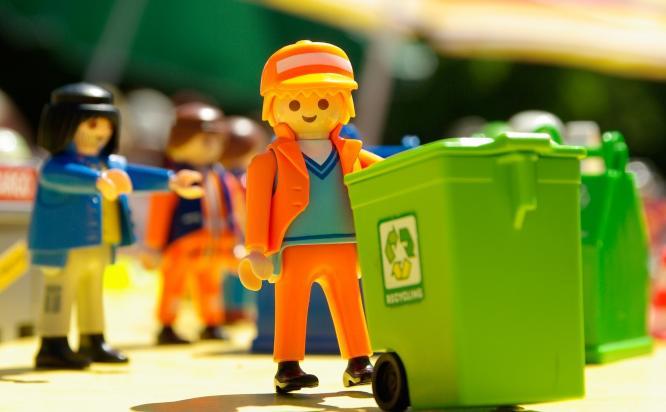 Сортировка мусора в Константиновке