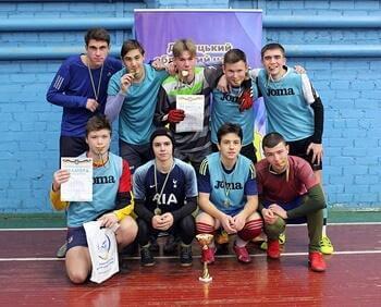 Футзальный турнир в Дружковке выиграла Константиновская «Фортуна»
