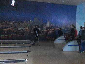 В Константиновке провели ежегодные соревнования по боулингу