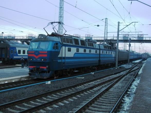 Поезд Константиновка