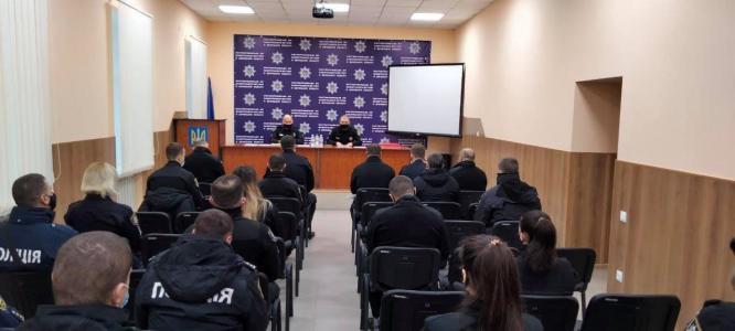 Полицию Константиновки возглавил Николай Матвиенко