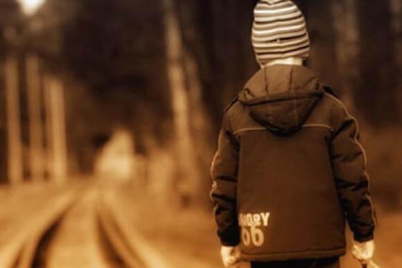 В Константиновке ребенок ушел из дома