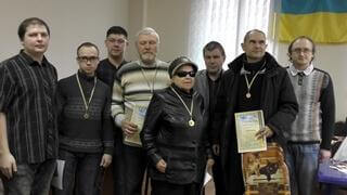 Константиновский шахматист занял первое место на чемпионате области