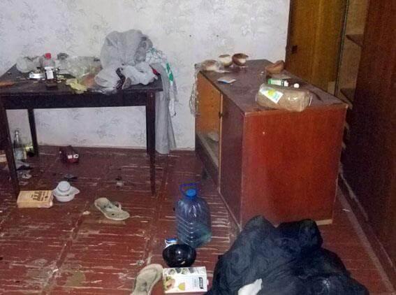 Полицейские Константиновки за сутки раскрыли дерзкое убийство