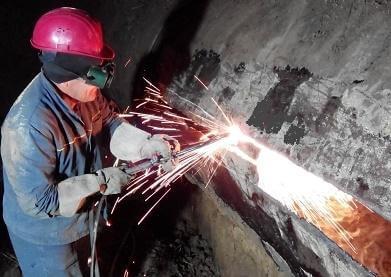 Сегодня были закончены работы на Втором Донецком водопроводе