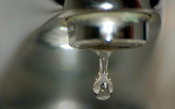 Подача воды в Константиновке