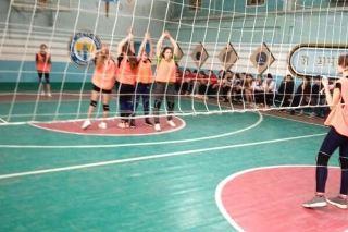 Константиновцы заняли второе место на областных соревнованих по волейболу