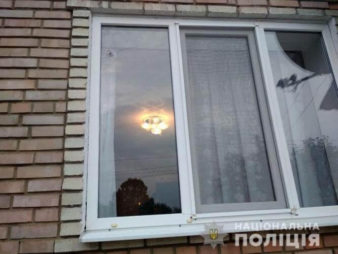 В Константиновке обстреляли частный дом, подозреваемый задержан