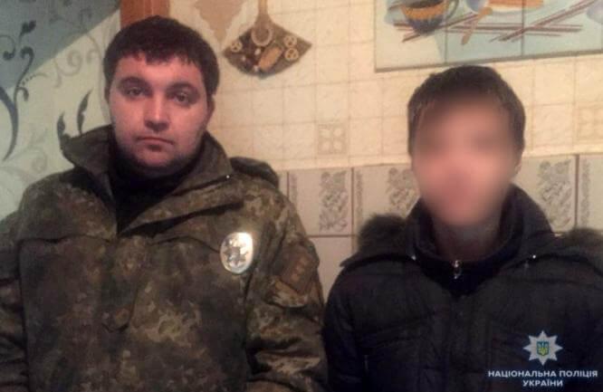 Меньше суток понадобилось Константиновским полицейским, чтобы вернуть ребенка в семью