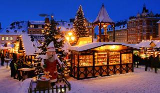 План новогодних мероприятий Львова 2018