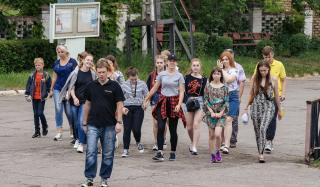 Студенты Константиновского медколледжа стали гостями трех предприятий Донбасса