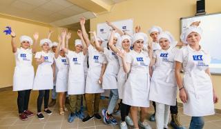 Для жителей Донбасса открыли Школу поварского искусства с бесплатными мастер-классами