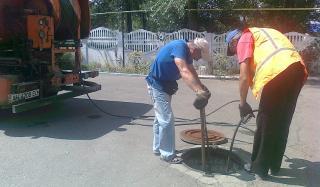 За прошедшую неделю сотрудниками ПУВКХ было устранено 42 порыва водопровода