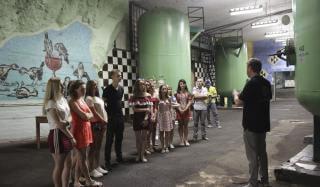 Студенты из Константиновки побывали на пищевых предприятиях Донбасса