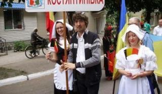 Константиновская ЦГПБ приняла участие в областном мероприятии ко Дню Европы