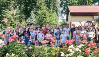 Школьники Покровского района побывали на бесплатной экскурсии в Харькове