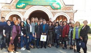 Молодежные организации Константиновки съездили в Луцк для обмена опытом