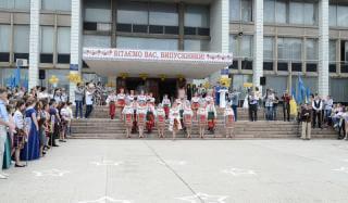 Выпускники Константиновки получили 14 золотых и 10 серебряных медалей