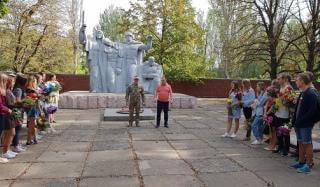 День освобождения города от нацистских захватчиков в Константиновке