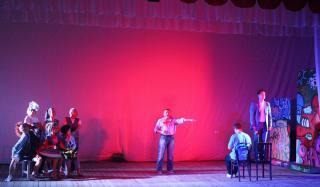 В Константиновке фестиваль «Кальмиус» был открыт спектаклем «Джалапита»