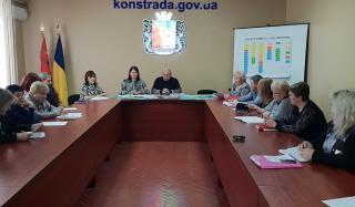 В Константиновке состоялось первое заседание Совета регионального развития