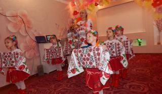 В Константиновке состоялся региональный фестиваль «Радуга детства»