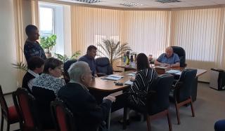 Сергей Давыдов провел личный прием жителей Константиновки
