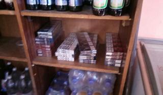 В Константиновке изъяли 227 пачек сигарет, которые продавались без лицензии