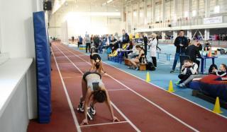 Константиновцы вторые на чемпионате области по легкой атлетике