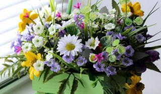 Комплексный сервис: эффектная цветочная доставка