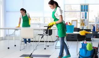Генеральная уборка – трудоемкий комплекс уборочных мероприятий