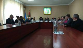 Губернатор области встретился с представителями бизнеса Константиновки