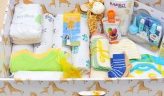 С сентября украинские семьи при рождении ребенка будут получать «Пакет малыша»