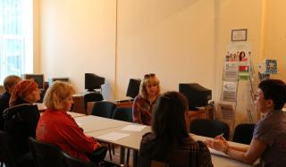 Женщин Константиновки обучали бизнесу