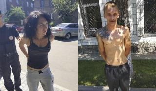 В Константиновке наркоманы избили и ограбили пенсионерку