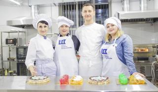 С 10 июня в Школе поварского искусства даст мастер-классы известный кондитер