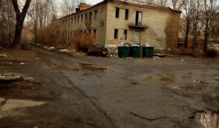 Жители Константиновки требуют благоустроить территорию бывшего детсада