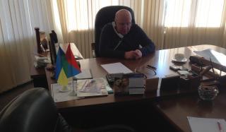 Городской голова Константиновки Сергей Давыдов провел телефонную связь с населением