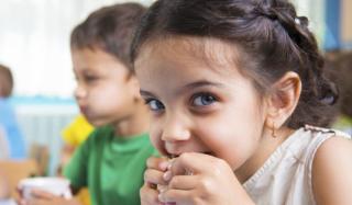 Питание в детских садах Константиновки