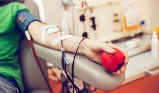 Донор крови в Константиновке