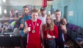 Боксеры Константиновки - призеры на чемпионате области в Бахмуте