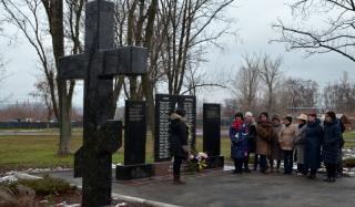 В Константиновке почтили память погибших воинов в зоне АТО