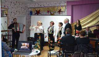 В Константиновке состоялся поэтический вечер литературного объединения «Перо и Муза»