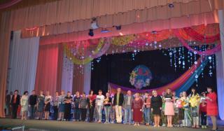 В Константиновке состоялся открытый фестиваль «Радужный круг»