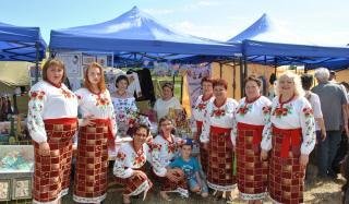 Константиновка приняла участие в фестивале «Дикое поле. Путь в Европу»