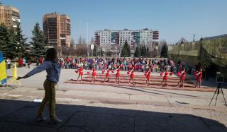 В Константиновке прошел праздник по случаю Международного дня спорта