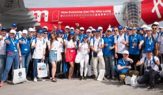 Благодаря Борису Колесникову студенты Донбасса увидели Францию и авифорум Ле Бурже