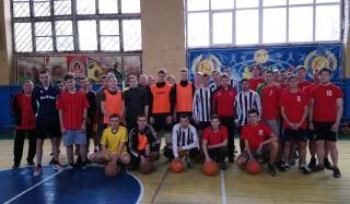 В Константиновке прошел заключительный этап ежегодной спартакиады