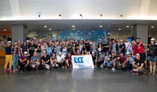 Борис Колесников отправил 100 юных авиаторов в Париж, среди них – и студенты Донбасса